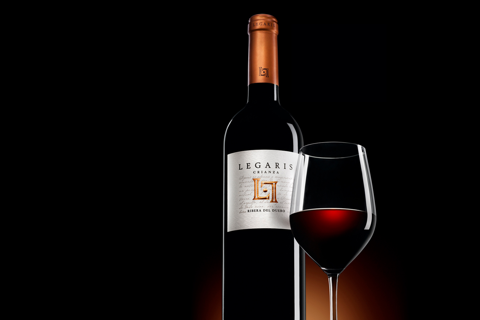 Legaris wine   RoigPortell   Sergi Segarra